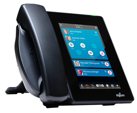 Ascension Technologies supports Digium D80 VoIP phones